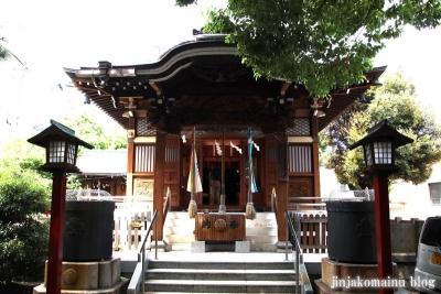大森諏訪神社(大田区大森西)10