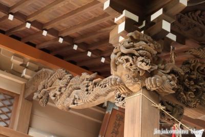 大森諏訪神社(大田区大森西)12