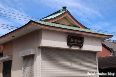 大森諏訪神社(大田区大森西)15