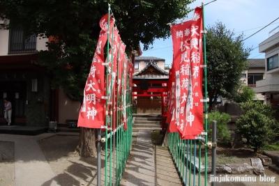 大森諏訪神社(大田区大森西)16