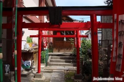 大森諏訪神社(大田区大森西)17