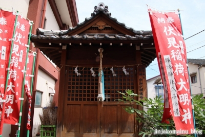 大森諏訪神社(大田区大森西)19