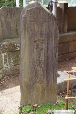 大森諏訪神社(大田区大森西)6