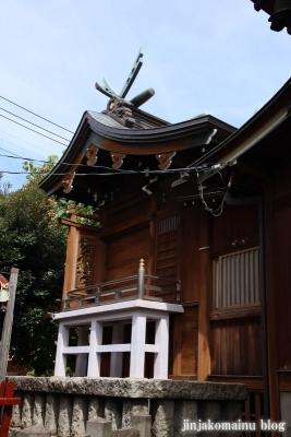大森諏訪神社(大田区大森西)13