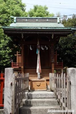 大森諏訪神社(大田区大森西)14