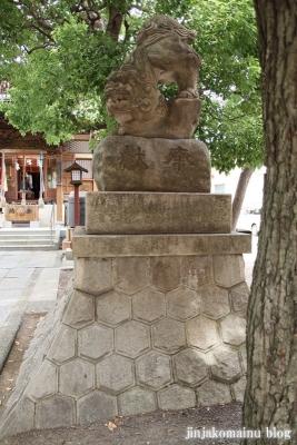 大森諏訪神社(大田区大森西)22