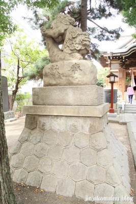 大森諏訪神社(大田区大森西)26