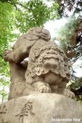 大森諏訪神社(大田区大森西)27