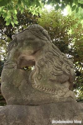 大森諏訪神社(大田区大森西)24