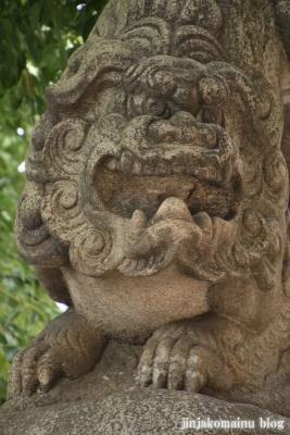 大森諏訪神社(大田区大森西)30
