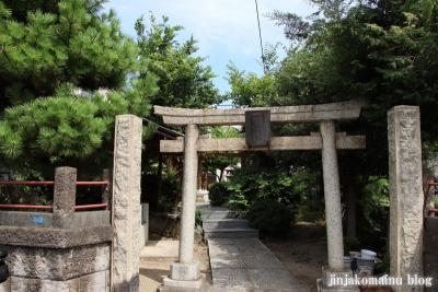 大森金山神社(大田区大森西)1