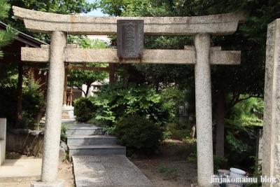 大森金山神社(大田区大森西)2