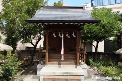 大森金山神社(大田区大森西)6