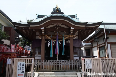 谷戸三輪神社(大田区大森西)7