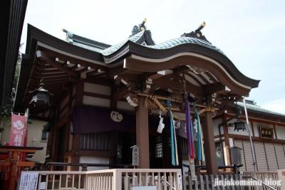 谷戸三輪神社(大田区大森西)8