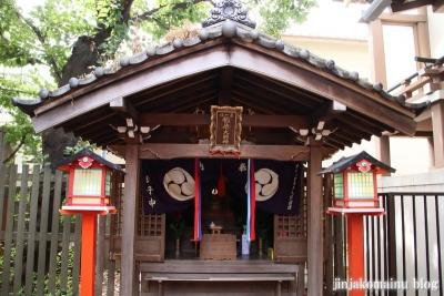 谷戸三輪神社(大田区大森西)10