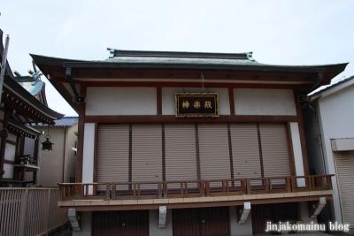 谷戸三輪神社(大田区大森西)12