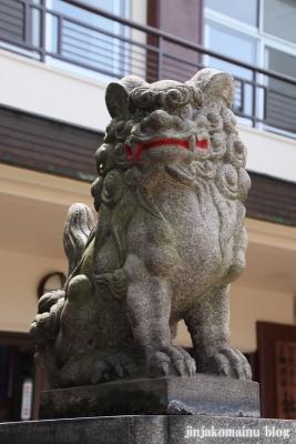 谷戸三輪神社(大田区大森西)6