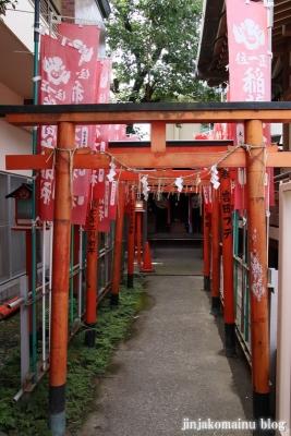 谷戸三輪神社(大田区大森西)9