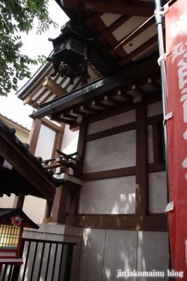 谷戸三輪神社(大田区大森西)11