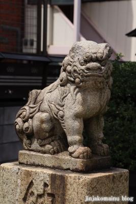 熊野神社(大田区仲六郷)6