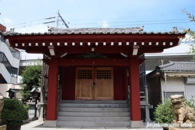 熊野神社(大田区仲六郷)7
