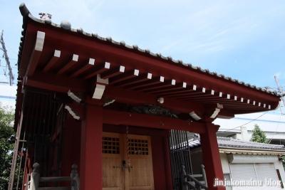 熊野神社(大田区仲六郷)9