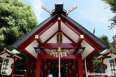 徳持神社(大田区池上)8