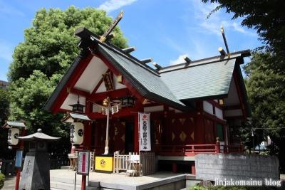 徳持神社(大田区池上)10