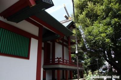 徳持神社(大田区池上)11