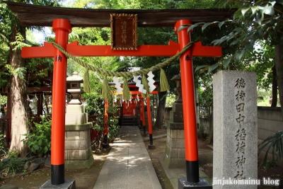 徳持神社(大田区池上)12