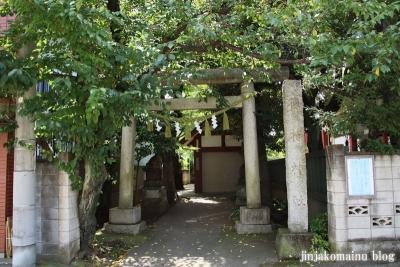 徳持神社(大田区池上)14