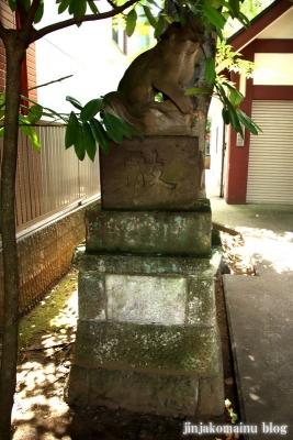 徳持神社(大田区池上)20