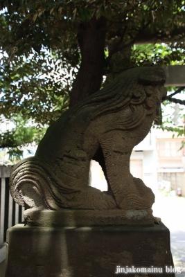 徳持神社(大田区池上)18