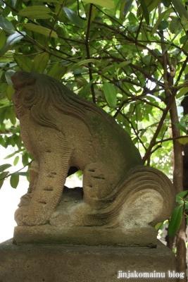 徳持神社(大田区池上)22