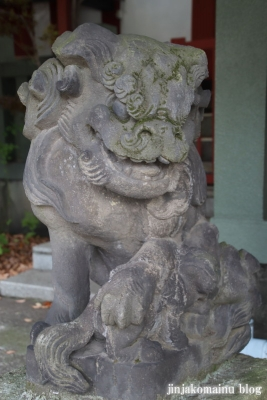 徳持神社(大田区池上)30