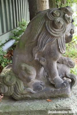 徳持神社(大田区池上)31