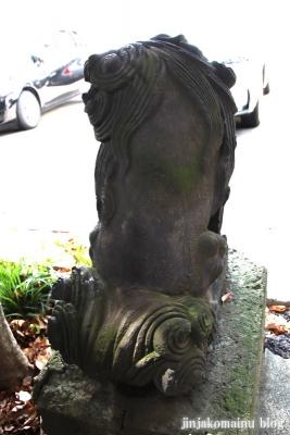 徳持神社(大田区池上)32