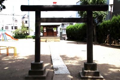 天祖神社(大田区下丸子)2