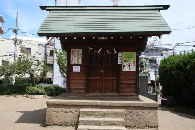 天祖神社(大田区下丸子)3