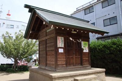 天祖神社(大田区下丸子)4