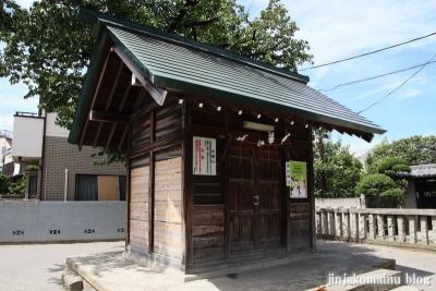 下丸子諏訪神社(大田区下丸子)3