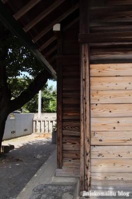 下丸子諏訪神社(大田区下丸子)4