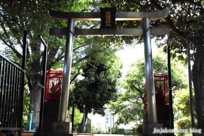 嶺稲荷神社(大田区西嶺町)2