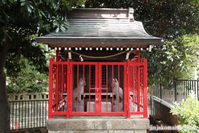 嶺稲荷神社(大田区西嶺町)6
