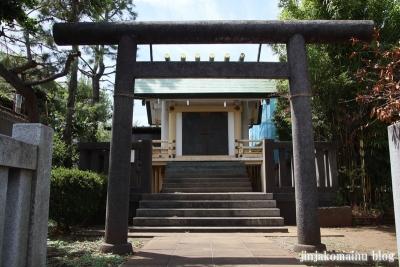嶺天祖神社(大田区西嶺町)2