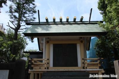 嶺天祖神社(大田区西嶺町)3