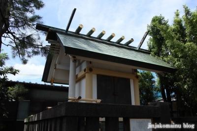 嶺天祖神社(大田区西嶺町)4