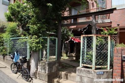 開運七福稲荷神社(大田区田園調布南)1