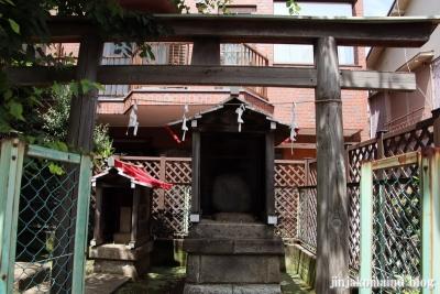 開運七福稲荷神社(大田区田園調布南)2